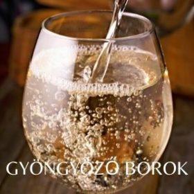 Gyöngyöző borok