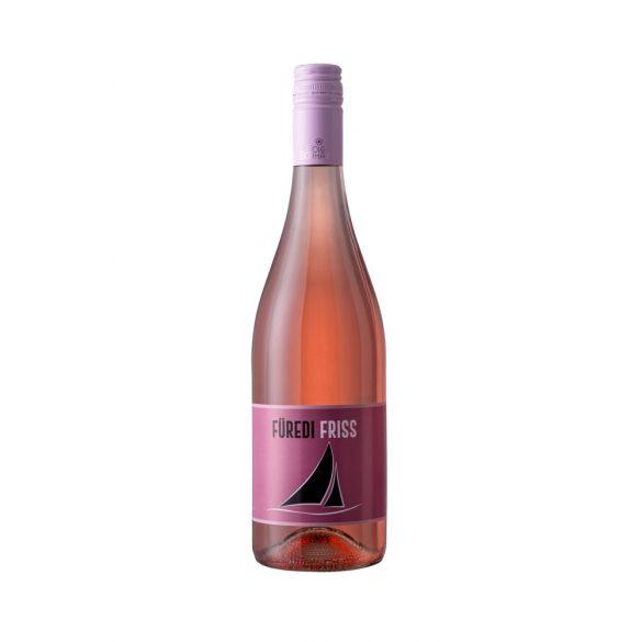 Füredi friss - tihanyi kékfrankos száraz rosé bor
